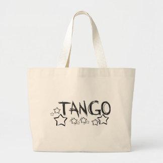 Tango Star Design! Canvas Bag