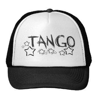 Tango Star Design! Cap