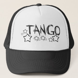 Tango Star Design! Trucker Hat