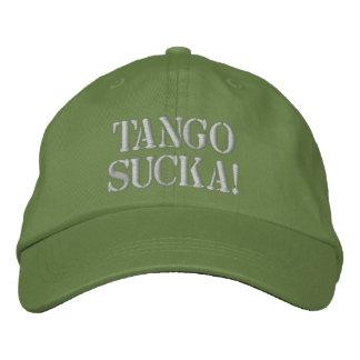 Tango Sucka! Baseball Cap