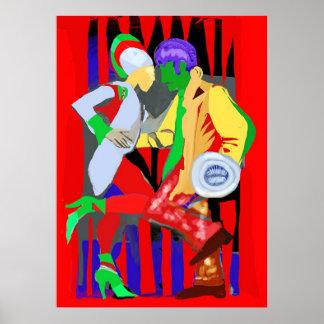 Tango tecno poster