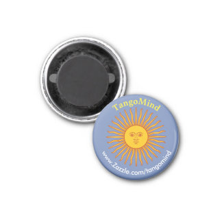 TangoMind on Zazzle Magnet