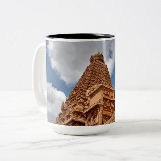 Tanjore Temple Mug