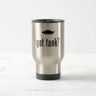 Tank Crew Member Travel Mug