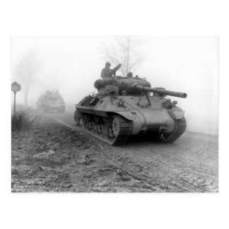Tank Destroyers Postcard