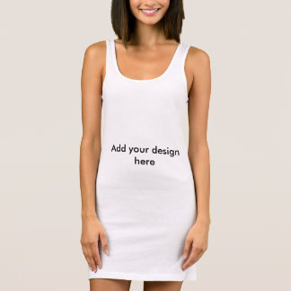 Tank dress for you to design!