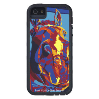 Tank - Horse Nose It All iPhone 5 Case