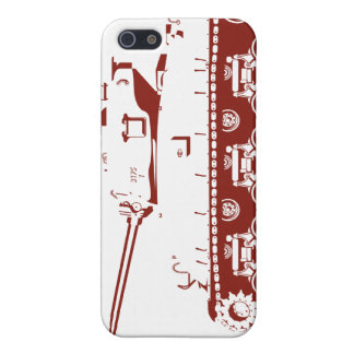 Tank iPhone Case (red) iPhone 5 Covers