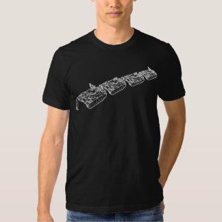 Tank Man Disobey T-Shirt