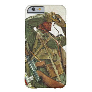 Tank Patrol Barely There iPhone 6 Case