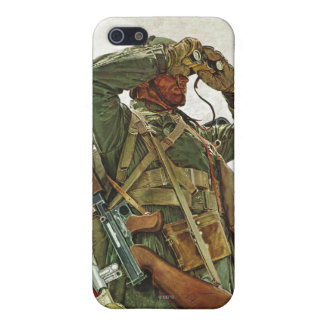 Tank Patrol iPhone 5 Cover