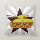 Tank Pillow (starburst)