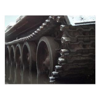 Tank Time Postcard