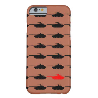 Tank War Iphone 6 case Barely There iPhone 6 Case