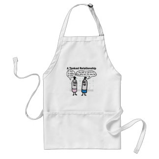 Tanked Relationship Apron