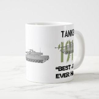 Tanker - 19K Best Job I Ever Had Large Coffee Mug