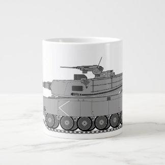 "Tanker - Armor - ""Best Job I Ever Had"" Large Coffee Mug"