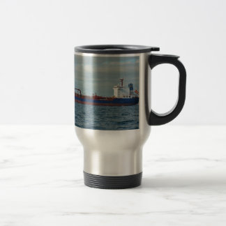 Tanker Clyde Fisher Travel Mug