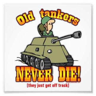 Tankers Photo Print