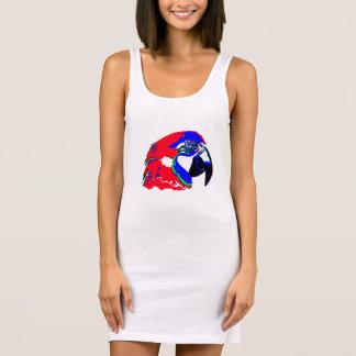 """Tanktop dress """"PARROT """""""