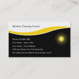 Sun tanning business cards zazzle au tanning salon business cards colourmoves