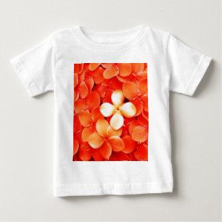 Tantalizing Tangerine Orange Blossoms Nature Flora T-shirts