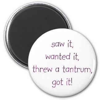 Tantrum 2 copy magnet