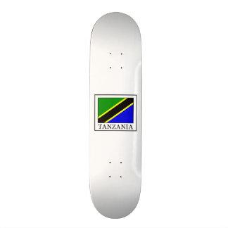 Tanzania 21.6 Cm Skateboard Deck