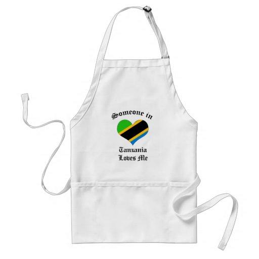 Tanzania Apron