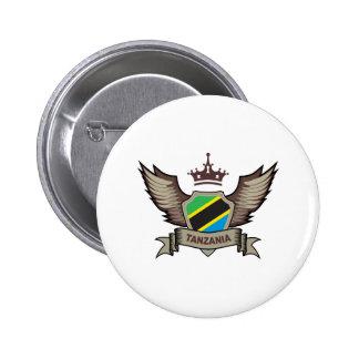 Tanzania Buttons