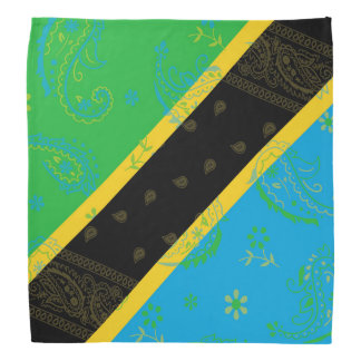 Tanzania Bandana