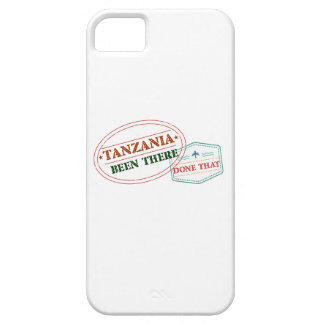 Tanzania Been There Done That iPhone 5 Covers