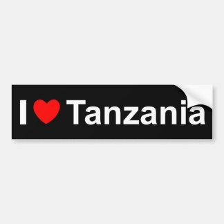Tanzania Bumper Sticker