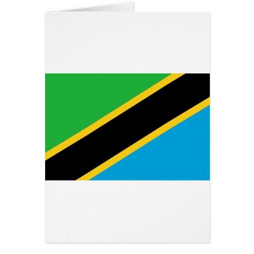 Tanzania Card