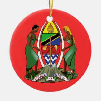 TANZANIA* CHRISTMAS ORNAMENT