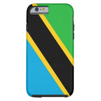tanzania country flag case tough iPhone 6 case