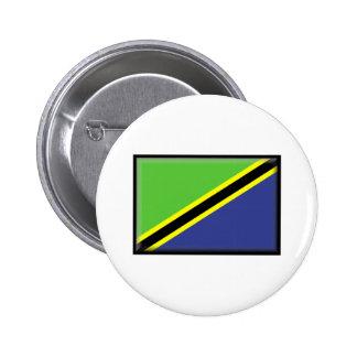 Tanzania Flag Pin
