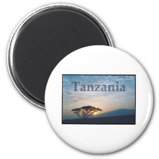Tanzania Magnet