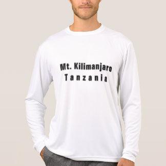 Tanzania(mountain kilomanjaro) T-shirt & Etc