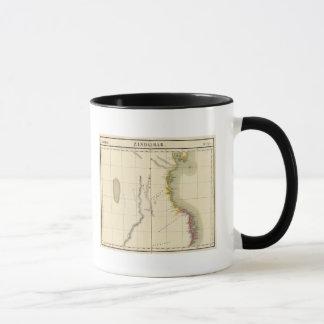 Tanzania, Mozambique 43 Mug