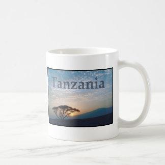 Tanzania Coffee Mug