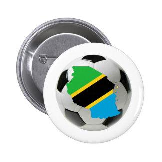 Tanzania national team buttons