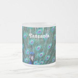 Tanzania Peacock Mug