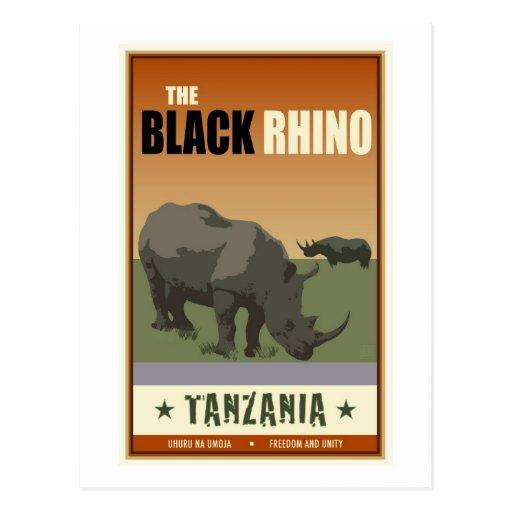Tanzania Postcard