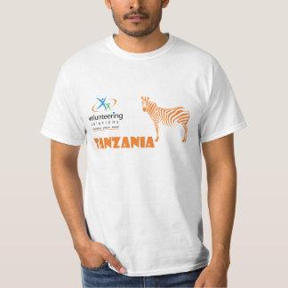 Tanzania T-shirt - Volunteering Solutions
