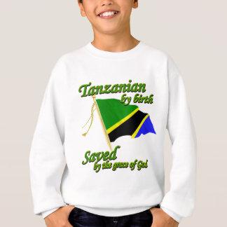 Tanzanian by birth saved by the grace of God Sweatshirt