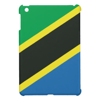 Tanzanian flag iPad mini case