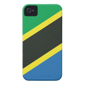 Tanzanian flag iPhone 4 cover