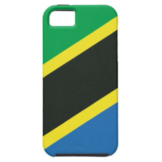 Tanzanian flag iPhone 5 cases