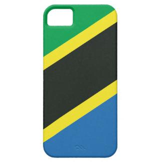 Tanzanian flag iPhone 5 covers